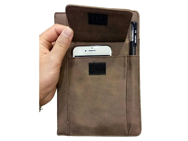 Leather Cover Notebook-L005