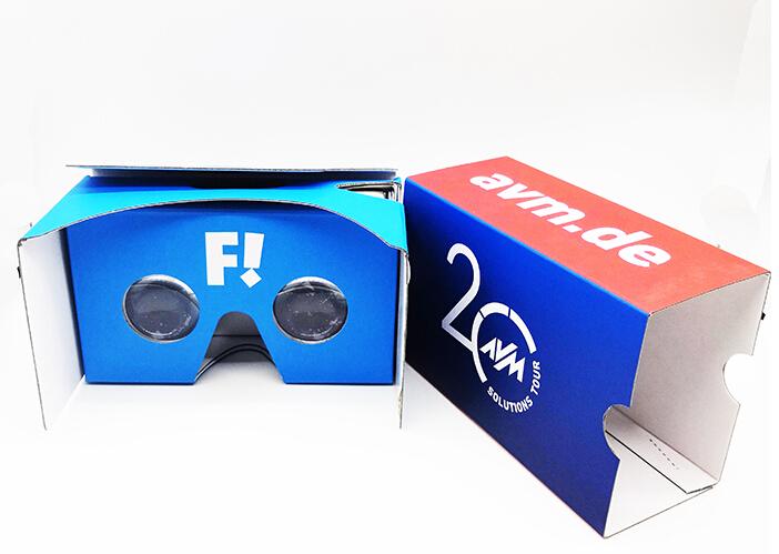 ViarBox VR Cardboard Headset