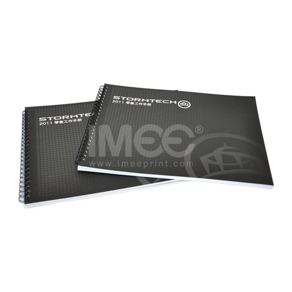 Wire-O Bound Book