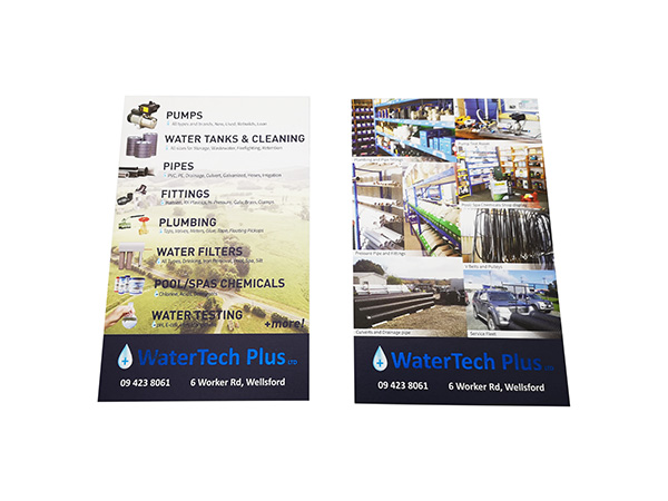 Company Introduction Card