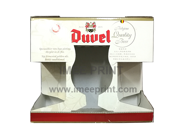 Foldable wine box-299